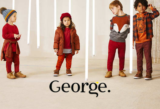 Get Free Shipping with Purchases Over £50 at George