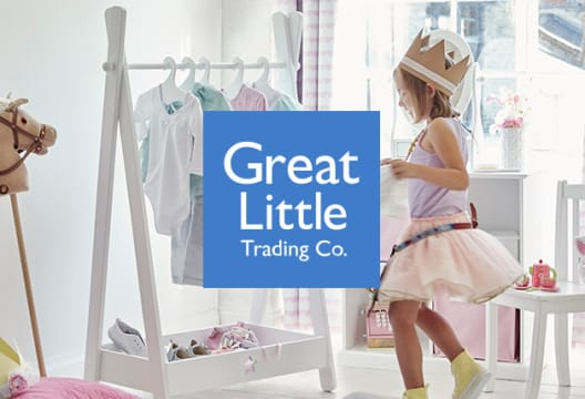 Enjoy Up to 20% Off Better Bedtimes at Great Little Trading Company