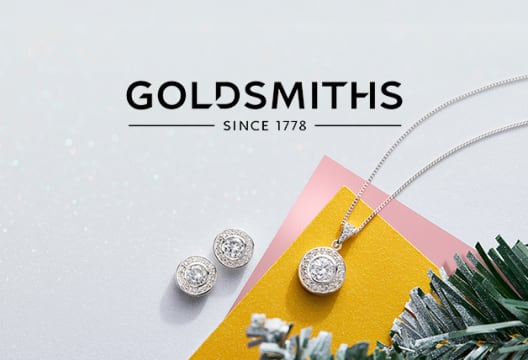 Goldsmiths Diamond Ring Orders Receive 16% Off