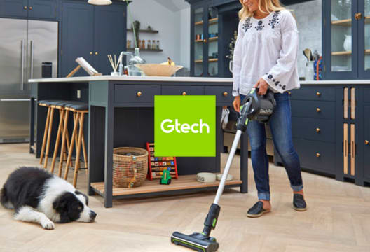 Head to Gtech for Gtech Pro from Only £179.99