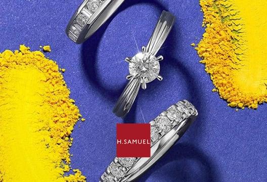 13% Saving on Orders at H.Samuel