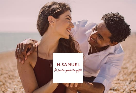 15% Off Full Priced Spends at H.Samuel