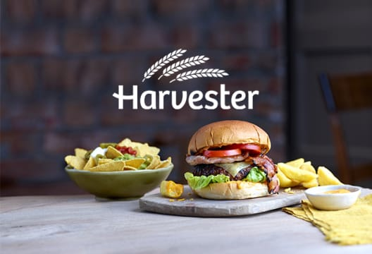 You Can Now Book a Table with Harvester