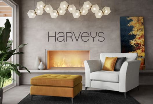 Harveys Furniture is Now in Administration - Click for More Info