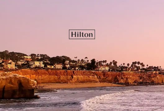 Stay Sunday nights with up to 50% Off at Hilton Hotels