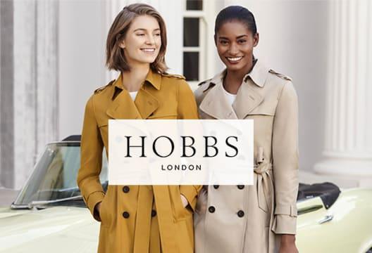 20% Discount on Full Price Hobbs Orders