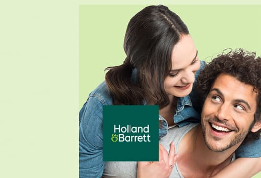 Use This Code for 20% Off at Holland & Barrett