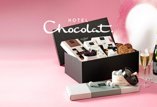 £20 Off Orders Over £80 at Hotel Chocolat