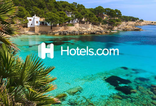 At Hotels.com You Can Save up to 50% on Selected Hotel Bookings