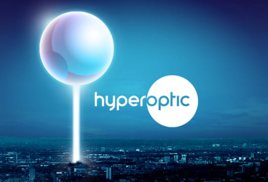 Hyperoptic Offer: Broadband from Just £17.99 a Month