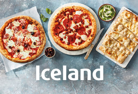 Save £5 on Your First Iceland Order Over £40