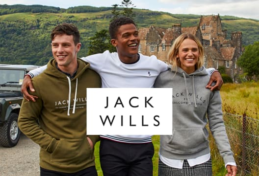 Explore the Spring Outlet at Jack Wills - Up to 50% Off Purchases