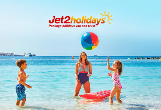 Save at Jet2holidays with City Breaks from Only £264pp