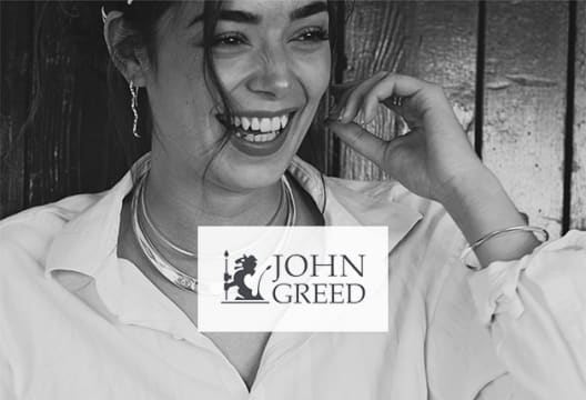 Take Advantage of 20% Off John Greed Branded Jewellery Purchases at John Greed Jewellery