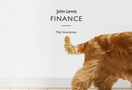 Up to 10% Discount on Online Orders at John Lewis Pet Insurance