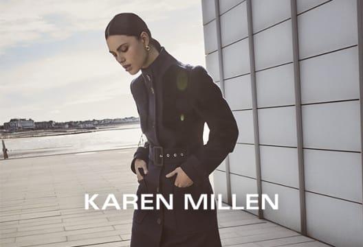 Shop the Sale at Karen Millen and Get 15% Off Orders