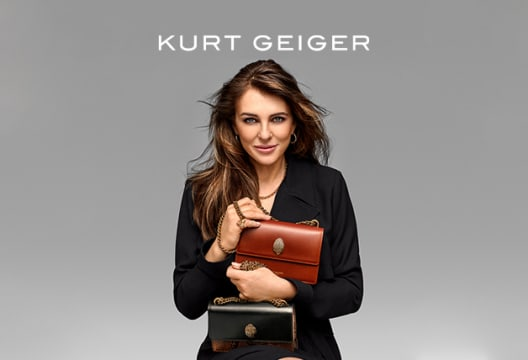 Enjoy a 10% Discount on Full Priced Items at Kurt Geiger