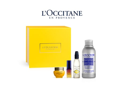 Spend £50 at L'Occitane and You Will Get Free Almond Delights