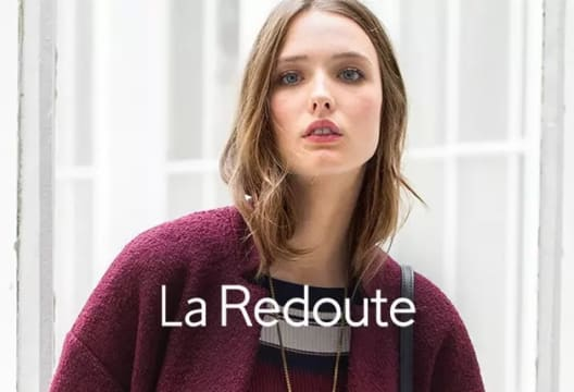 Enjoy Savings of up to 40% on Orders at La Redoute