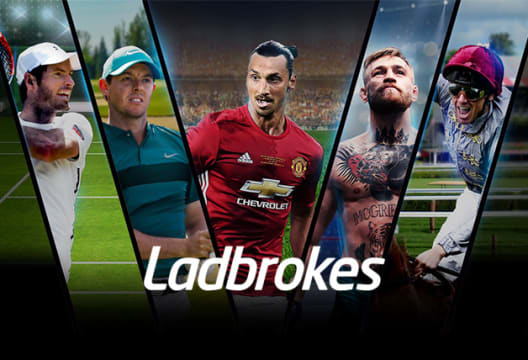 Bet £10 and Get a £50 Welcome Casino Bonus at Ladbrokes