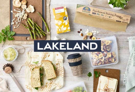 Register for the Newsletter to Win £100 in Gift Cards at Lakeland