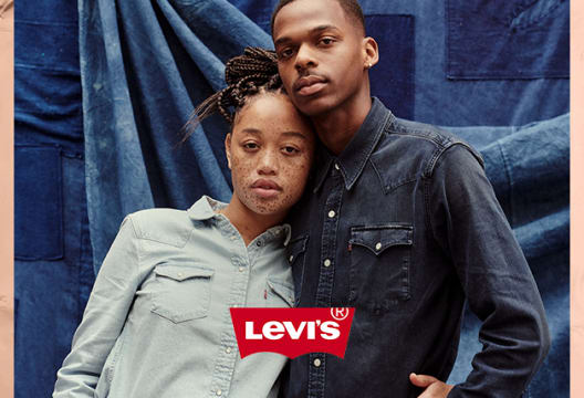 Save 10% When You Sign-up to the Newsletter Plus Free Shipping at Levi's