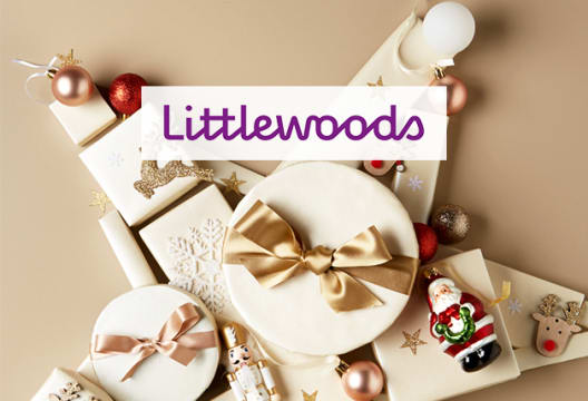 Save up to 40% on Home and Furniture Orders at Littlewoods