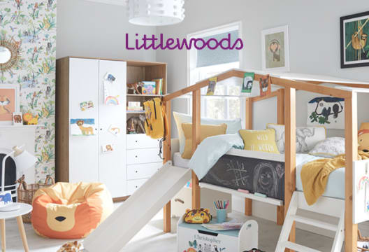 Head to Littlewoods to Save up to 30% on Selected Home & Furniture Orders
