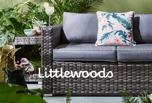 At Littlewoods You Can Save up to 40% on Selected Home & Furniture Orders