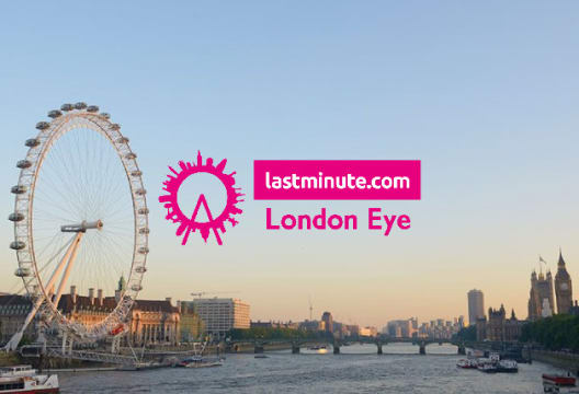 Get Tickets & Passes up to 20% Cheaper When You Book in Advance at London Eye