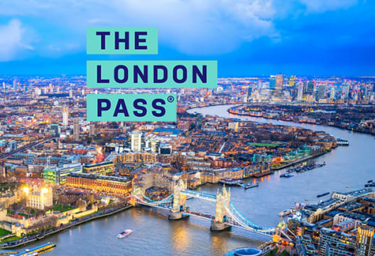 Save Up to 20% Off 10 Day Pass Orders at The London Pass