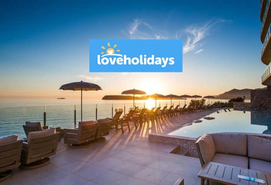 Make a Massive Saving with £150 Off Winter Sun Bookings at loveholidays.com