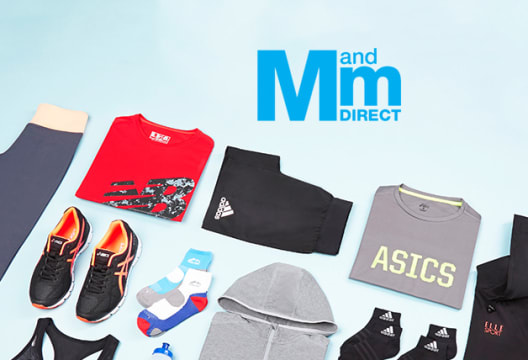 Shop New Arrivals for up to 60% Cheaper at M and M Direct