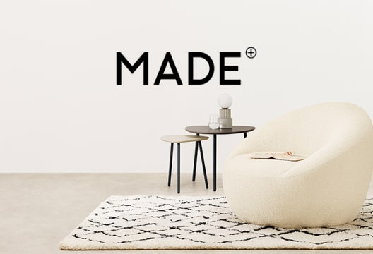 Save at Made with a £15 Discount when You Spend £150+