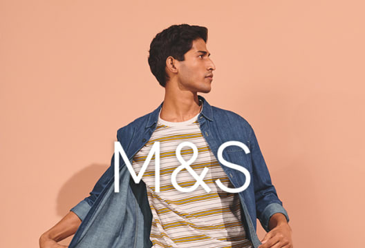Grab Free Delivery When You Spend Over £50 at Marks & Spencer