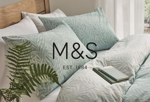 Shipping is Free of Charge at Marks & Spencer When You Spend Over £50