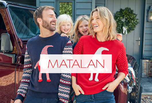At Matalan Enjoy up to 50% Off in the Sale