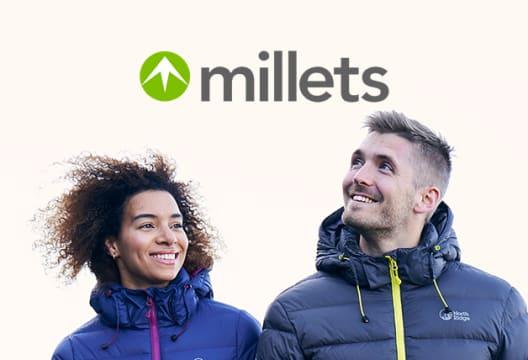 Grab 15% Off on Your Order at Millets