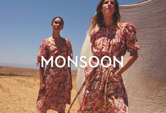 Shop at Monsoon and Get 15% Off your Order