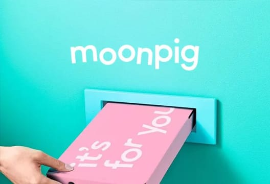 30% Discount on Cards at Moonpig When You Download the App