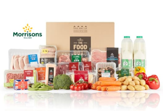 Purchase Food Subscription Boxes at Morrisons and Enjoy 5% Off