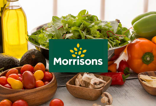 Claim a £15 Discount When You Spend £80 at Morrisons