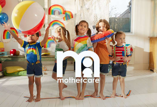 Delivery is Free When You Spend Over £30 at Mothercare