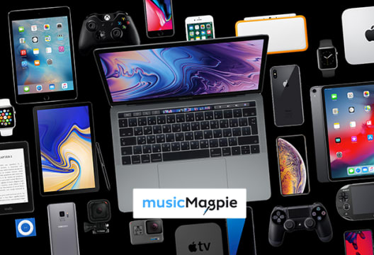 Trade-in at musicMagpie and Enjoy an Extra £5 with This Code