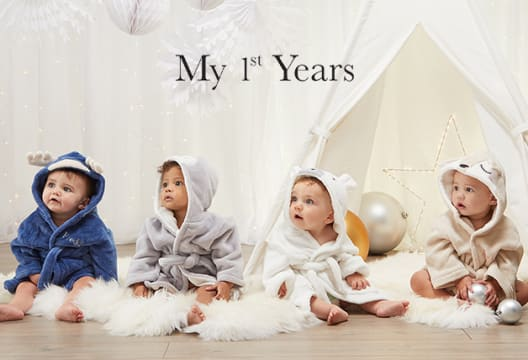 Winter Savings: up to 50% Off PJs, Backpacks, and More at My 1st Years