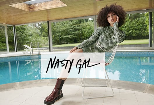 Save up to 80% on Dresses, Tops, and More in the Sale at Nasty Gal