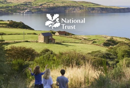 Save 10% on Your First Shop at National Trust