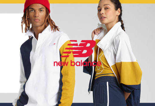 Head to New Balance for 20% Off Full Price Orders