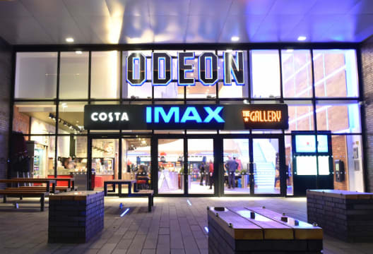 Get up to 40% Off Tickets at ODEON
