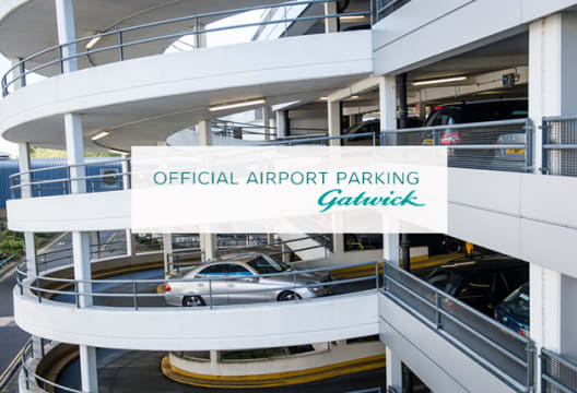 10% Discount on Parking with myGatwick Membership at Official Gatwick Airport Parking